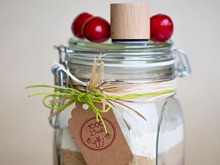 Geschenke mit Woodies verzieren