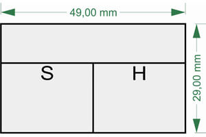 Kontierungsstempel - Kontierstempel - stempelservice.de