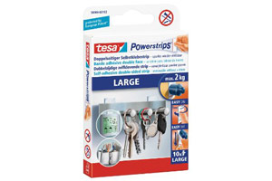 tesa® Power-Strips Large (10 Stk.)