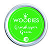 Woodies Stempelkissen - Grasshopper Green