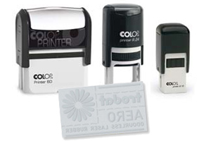 Textplatte für Colop Printer R 45 Dater