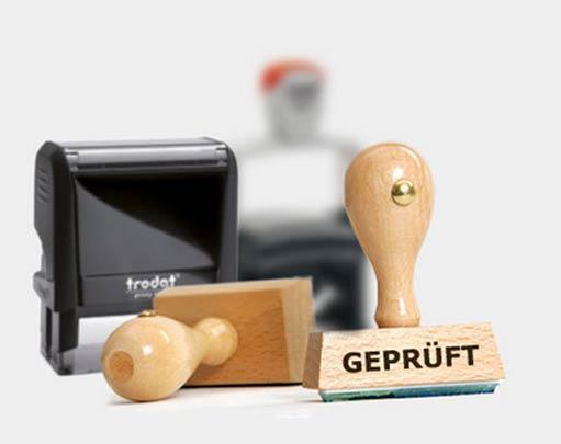 Stempel bestellen bei stempelservice.de